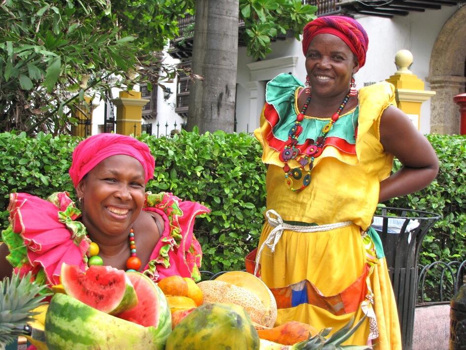 Afro Women