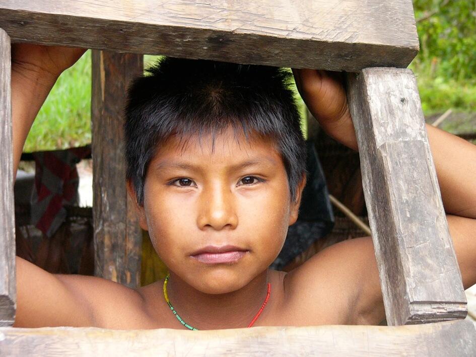 Huitoto Boy